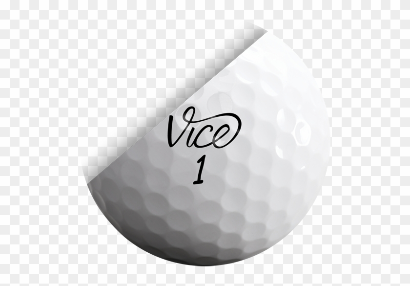 Extremely Soft, Cast Urethane Cover With S2tg Technology - Vice Matte Golf Balls #407848