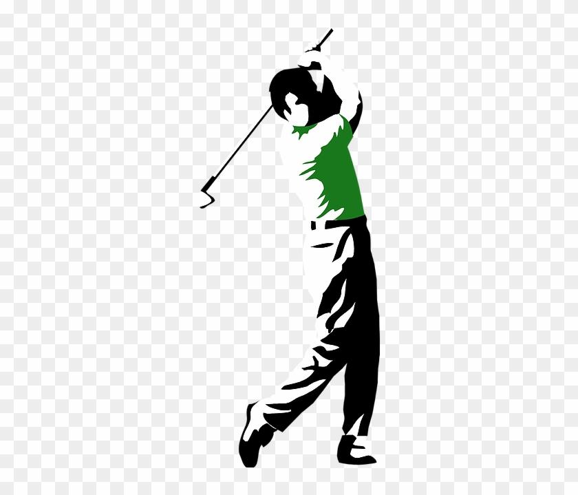 Player Information - Swinging A Golf Club #407948