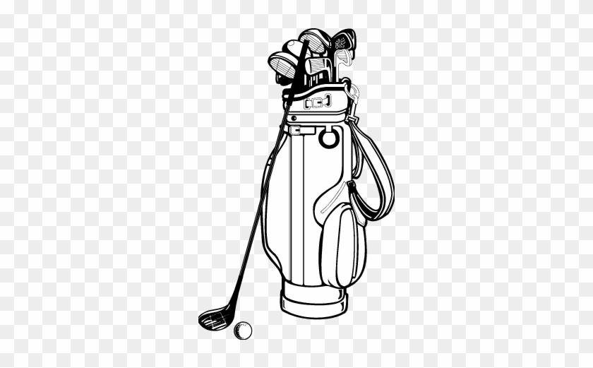 Golf Club Bag Clip Art Golf Free Transparent Png Clipart Images Download
