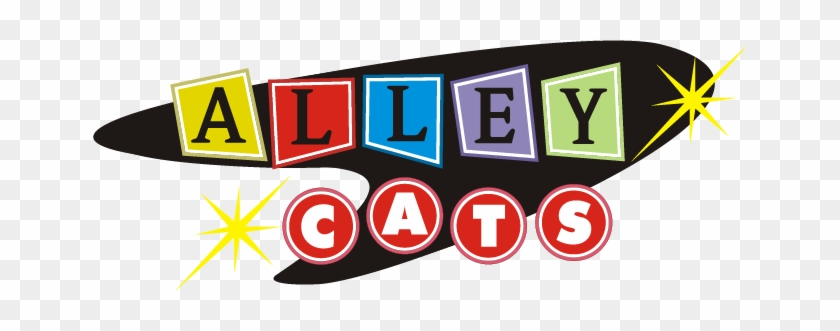 Bowling, Laser Tag More © 2015 Putt-putt - Alley Cats Bowling Logo #408134