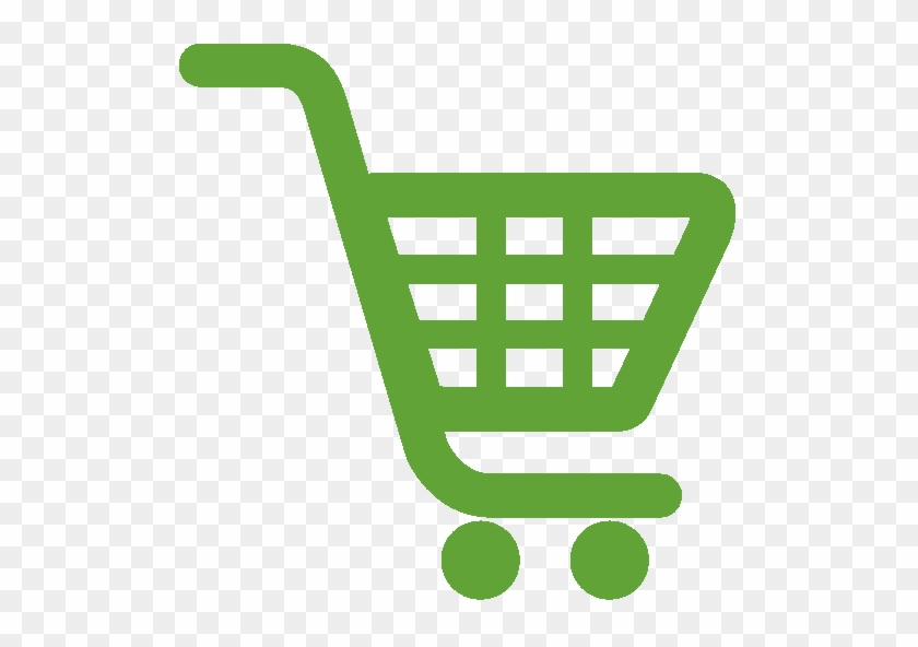 E-caddy Stewart - Shopping Cart Icon Black - Free Transparent PNG