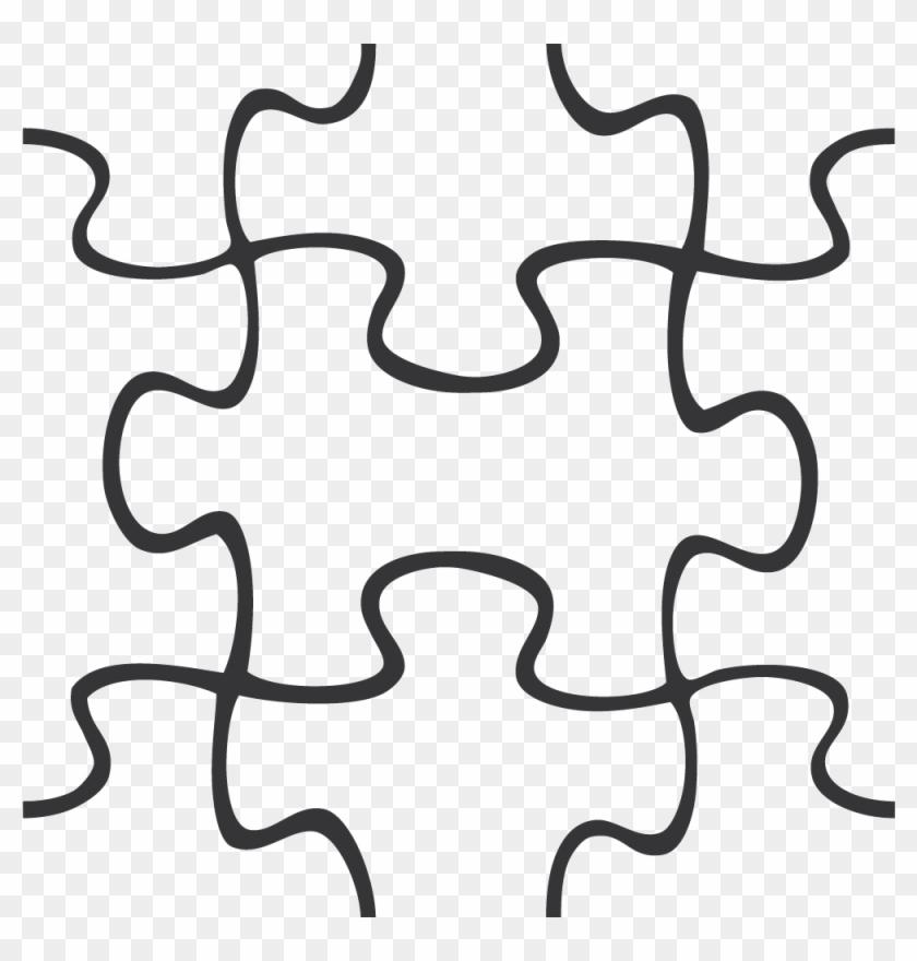 Puzzle Template For Powerpoint Plantilla De Puzzle Para Power