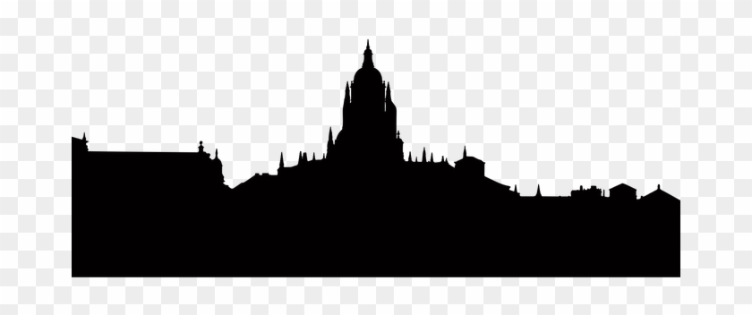 Cathedral, Church, Buildings - Cathedral Silhouette #409342