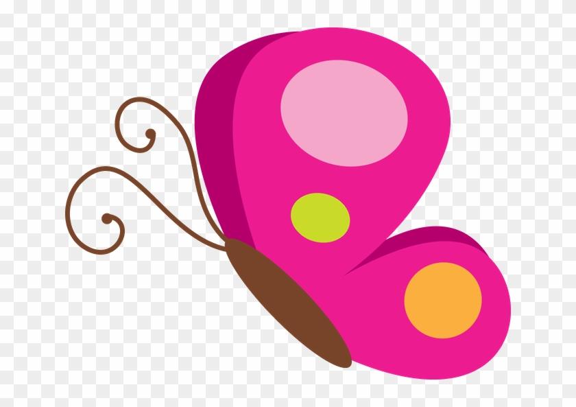 Jardim - Minus - Borboletas Desenho Festa Jardim Png #409632