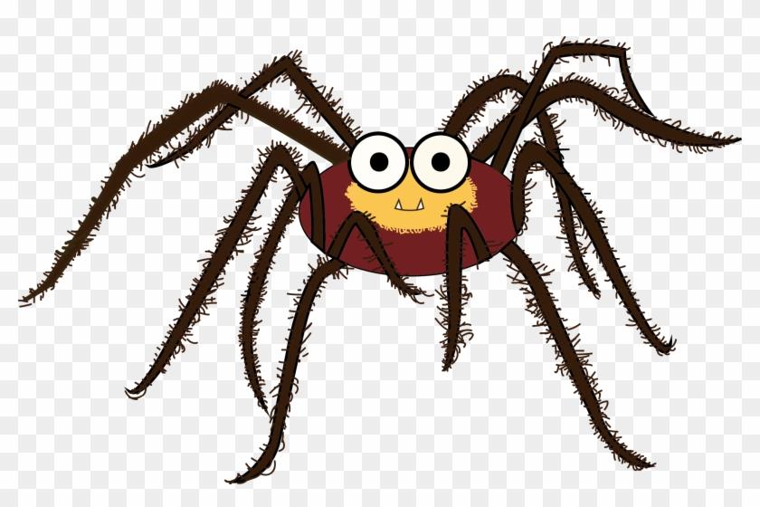Hagrid's Strange Pets, Aragog Is A Blind Spider, The - Araneus #409639