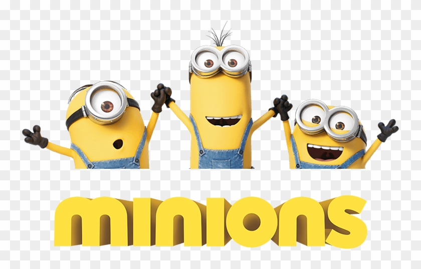 Minions Logo Despicable Me Teamwork Makes The Dreamwork Free