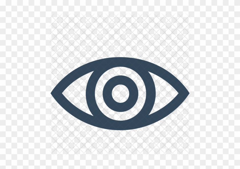 Eye Icon - Auge Symbol #410356