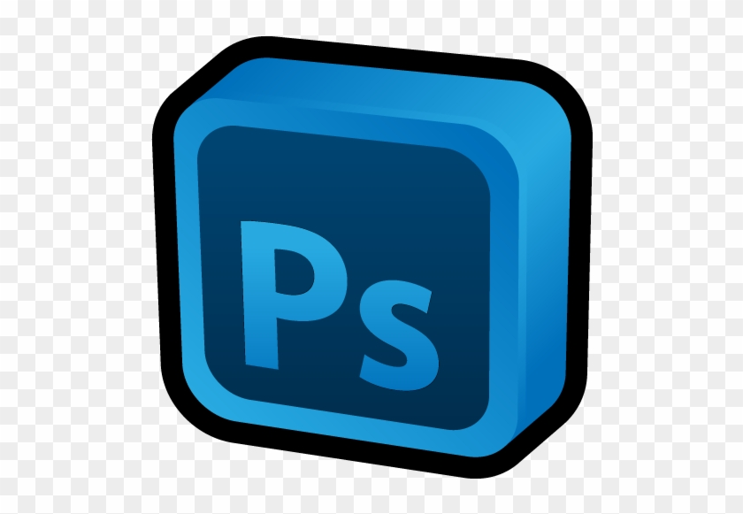 Extremely Creative Adobe Photoshop Clipart Icon 3d Adobe Photoshop