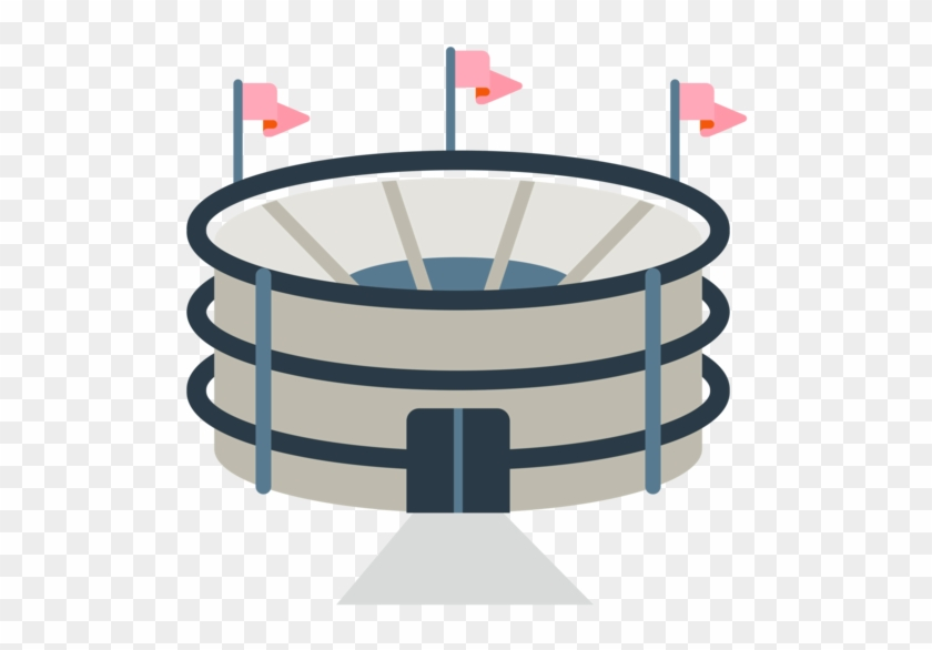 Mozilla - Football Stadium Emoji #410541
