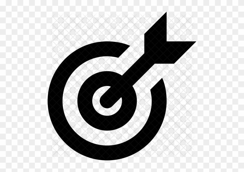 Bulls Eye Icon - Emblem #410707