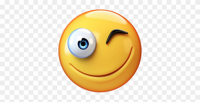Smiley Jaune Clin D Oeil Gif Anime Smiley Clin Oeil Free Transparent Png Clipart Images Download