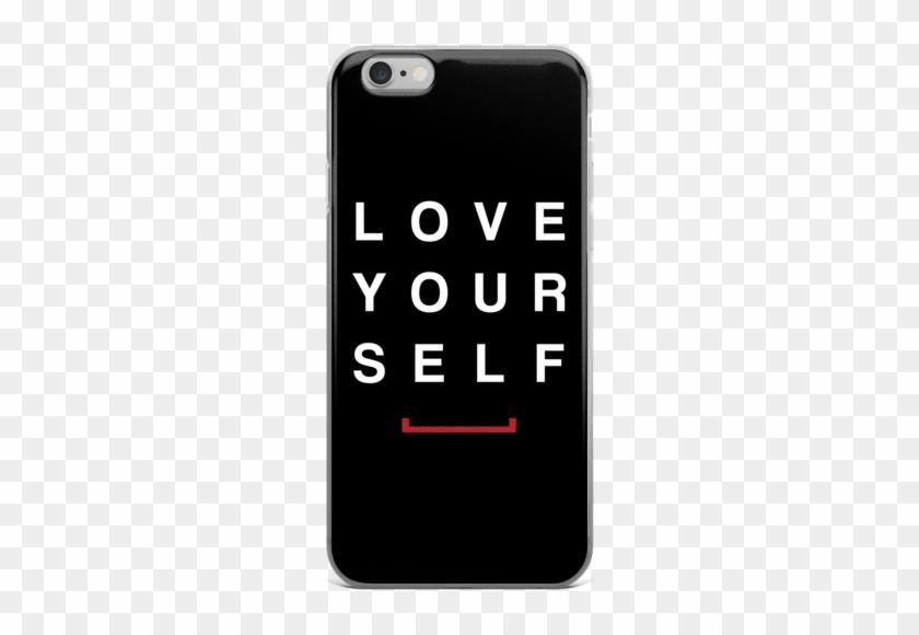 Love Your Self Iphone 6/6s, 6 Plus, 6s Plus Case - Brigham Young University Student Service Association #411228
