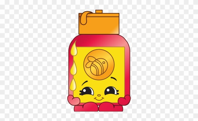 Lemon Honey Tea Runny Honey - Shopkins Season 6 Runny Honey #411265