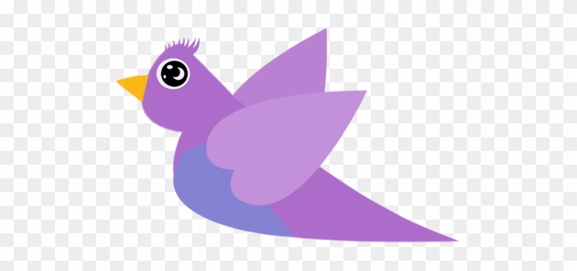 Flying Birds Purple Flying Bird Clipart Free Transparent Png Clipart Images Download