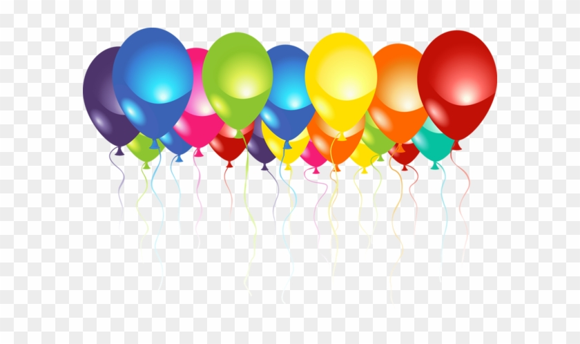 Anniversaire - Happy Birthday Balloons Logo #412100