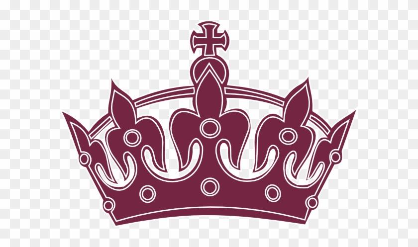 Keep Calm Crown Clip Art - Keep Calm Crown Vector #412337