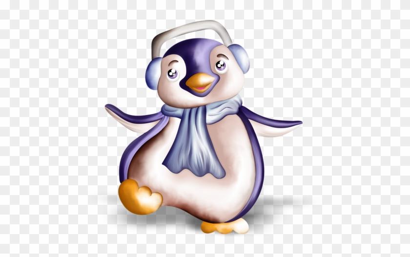 Pingouin Hiver Render Tubes Gratuit Clip Art Free Transparent Png Clipart Images Download