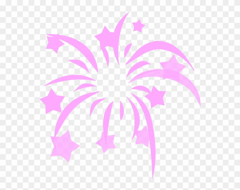 Simple Clipart Firework - New Years Eve Icon #412901