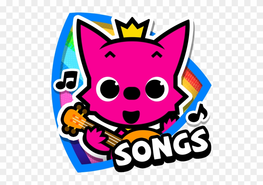 Best Kids Songs With Pinkfong - Pink Fong - Free Transparent