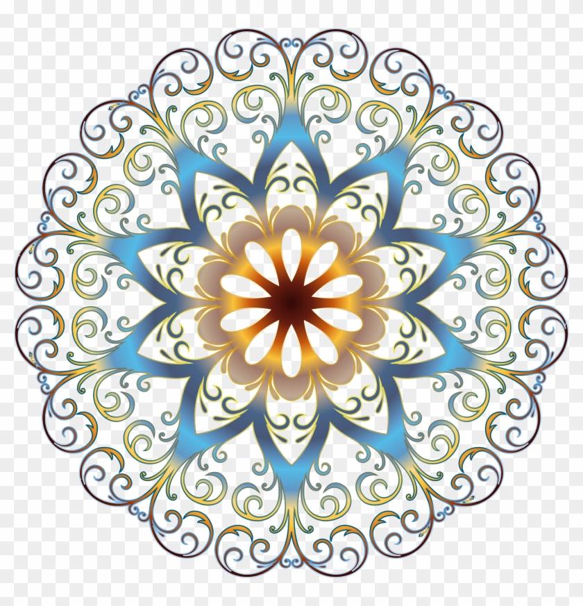 Big Image - Magic Day Mandala: Adult Coloring Book: 3 #413344