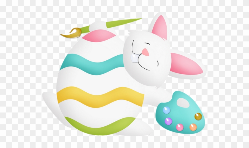Lapin Png, Oeuf - Easter Bunny #413791