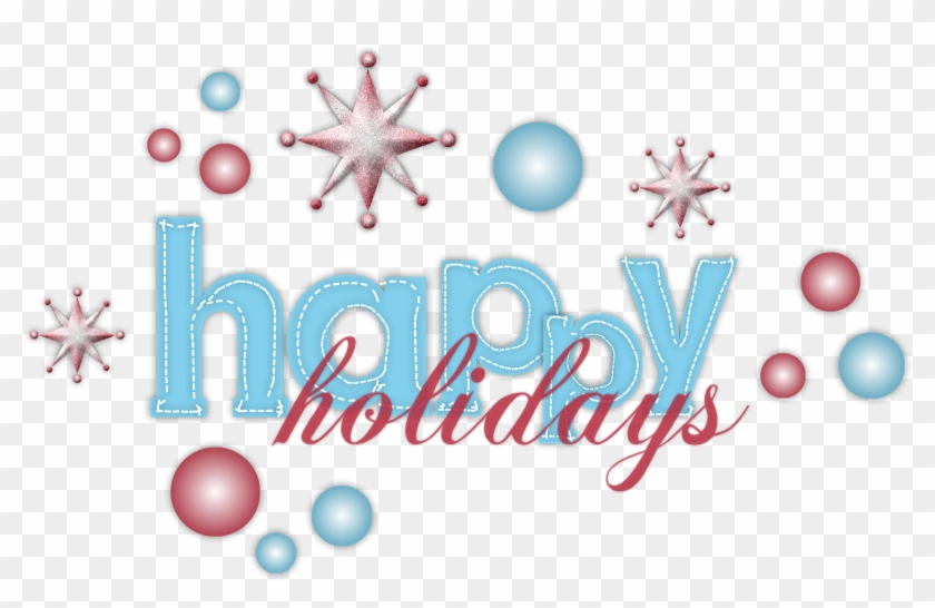 Clip Art Happy Holidays - You Are In My Prayers #413974