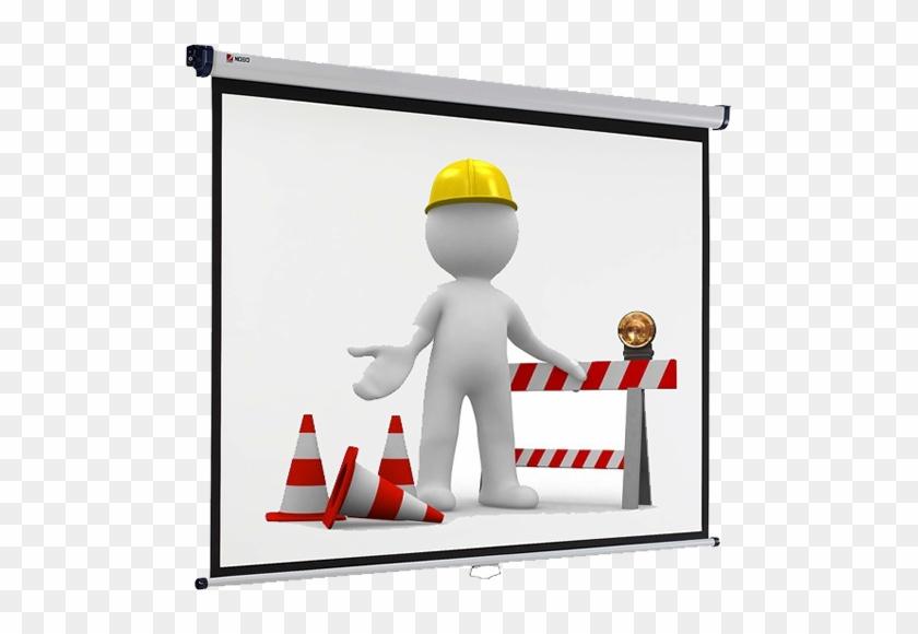 Animation Karaoké Fait Quelques Travaux - Under Construction #414178