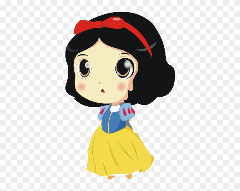 Disney Princess Snow White The Walt Disney Company - Cute Snow White Drawing #414191