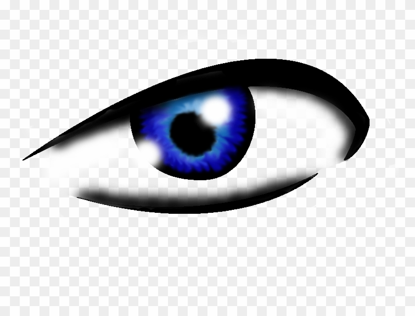 Angry Anime Eyes By Kill3rkhan On Deviantart - Angry Anime Eyes Png #414260