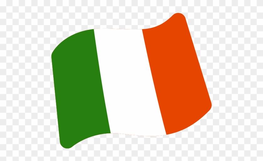 Flag Of Ireland Emoji - Ireland Flag Emoji Png #414317