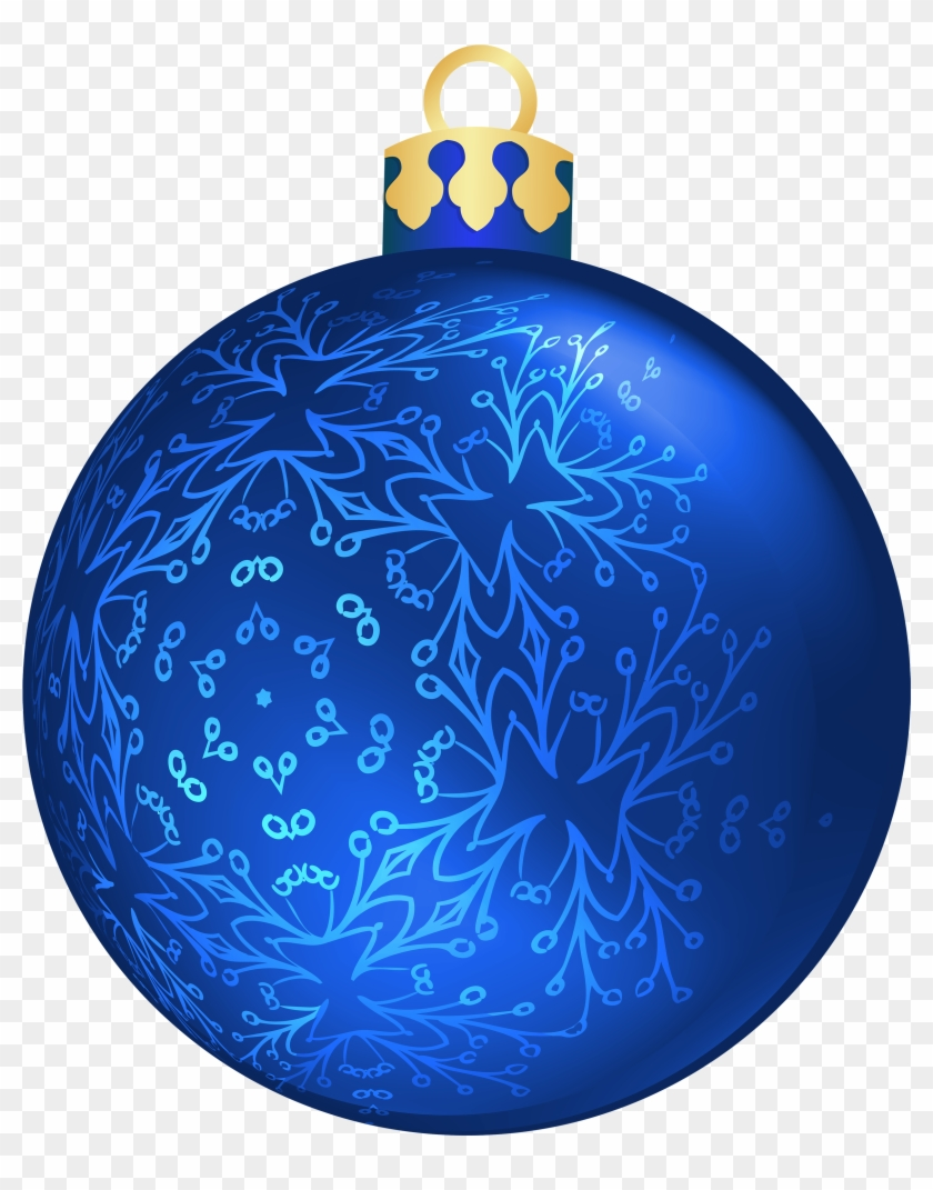 christmas ornaments clipart navy blue blue christmas ball png - Navy Blue Christmas Decorations