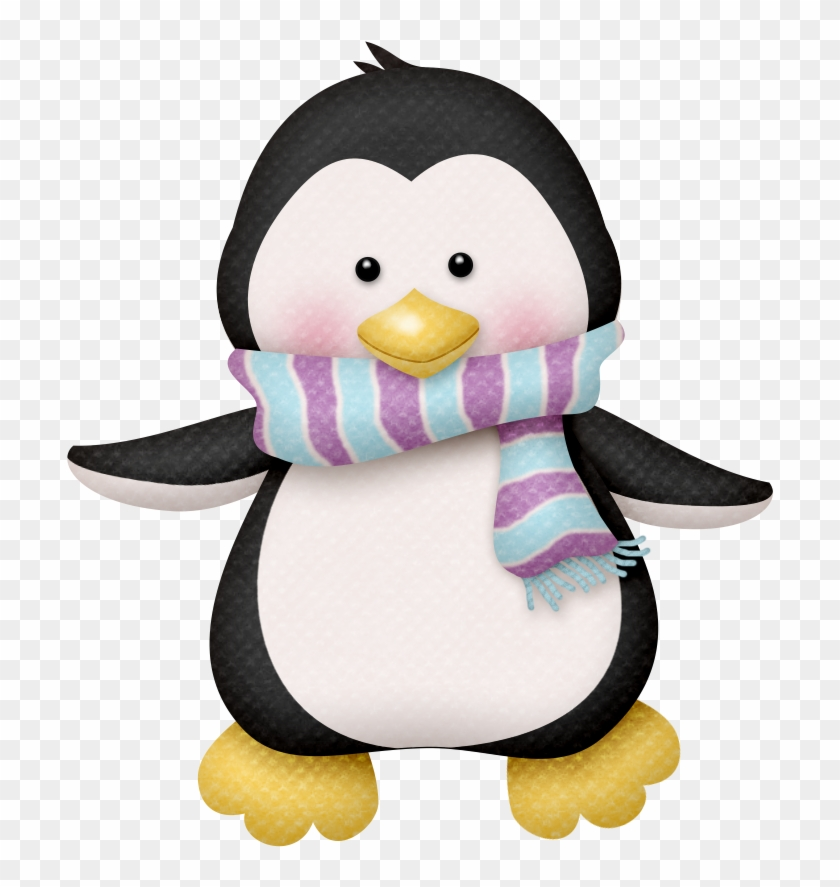 Mussel Clipart Penguin - It's Cold Outside Gif #414954