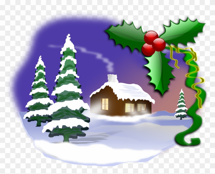 Christmas Gifts Cliparts 15 Free Christmas Scene Clipart Free
