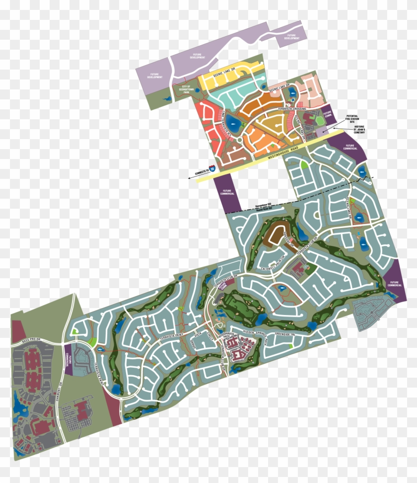 Map Data Area Map - Round Rock Premium Outlets - Free Transparent ...
