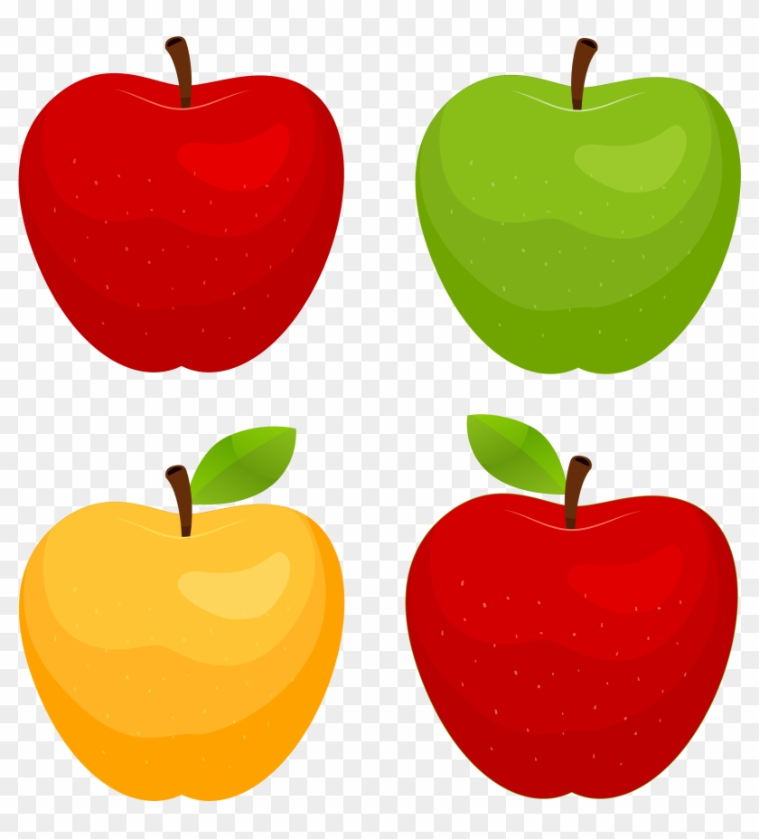 Apple Red Poster - Apple Red Poster #416248