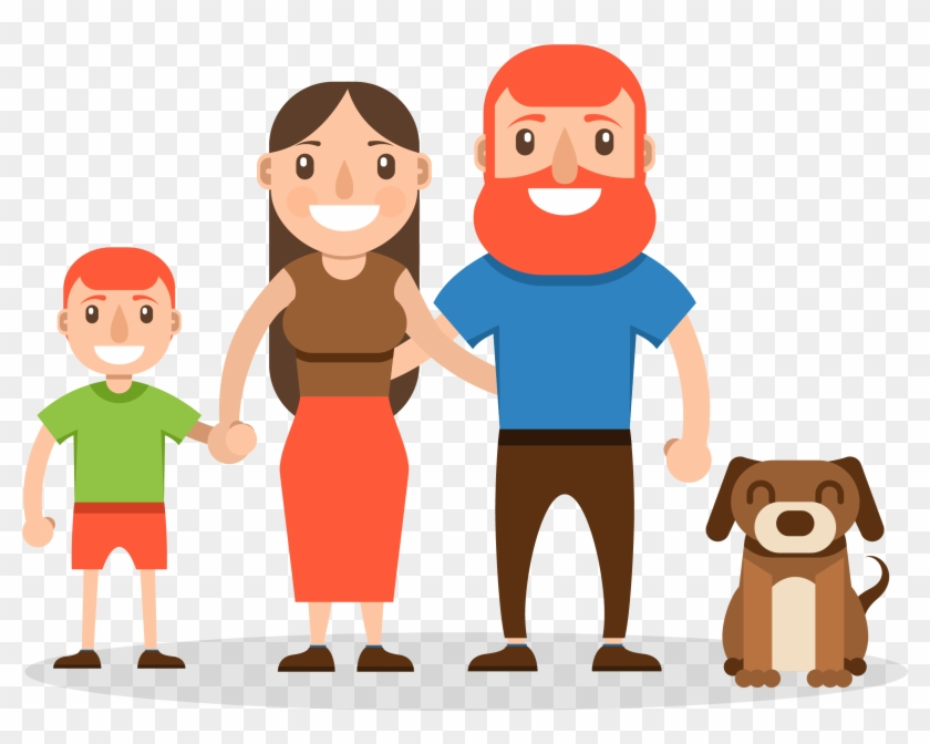 Happy Family clipart. Free download transparent .PNG   Creazilla