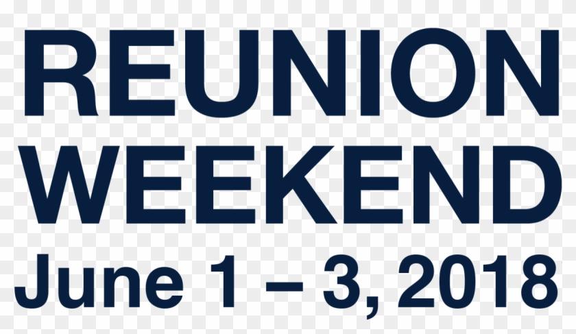 Georgetown Reunion Weekend - Enjoy The Long Weekend #416514