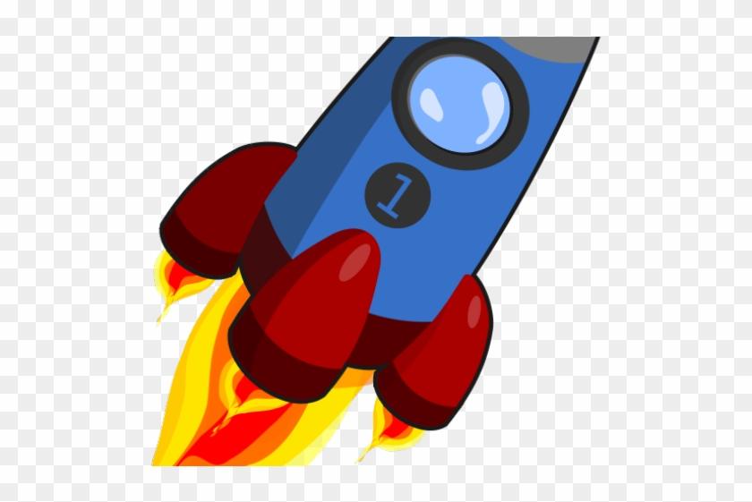 Cartoon Rocket Images - Rocket Animation Png #416921