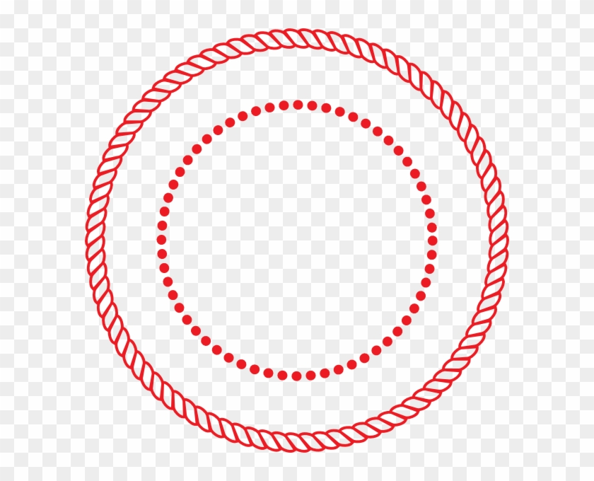 stamp clipart border vector free vector rope circle free