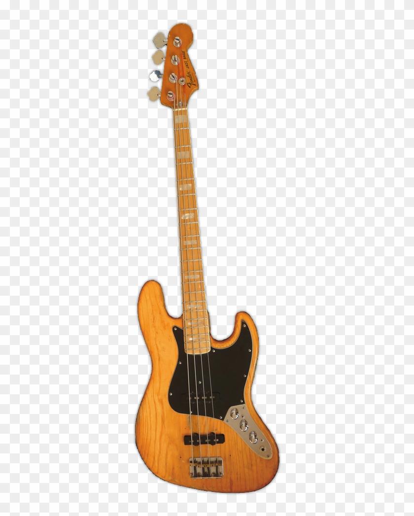 Bass Guitar Png - Bass Guitar Transparent Png #417035