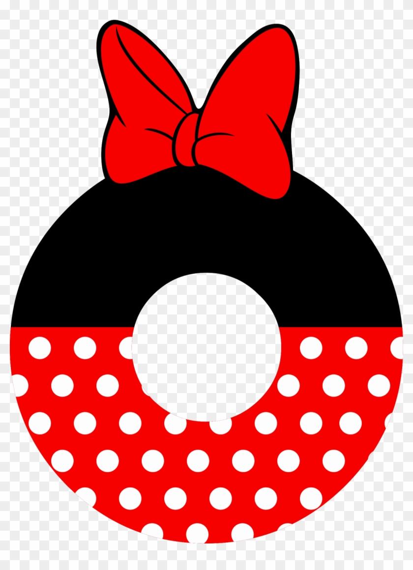 Plastic Canvas Minnie Mouse Text Photo Letter Rouge Minnie