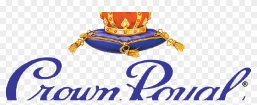 Royal Crown Symbol Png Crown Royal Whisky Logo Free Transparent