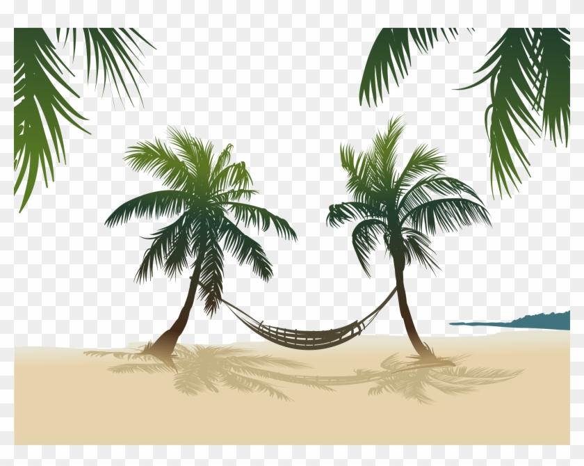 Arecaceae Stock Photography Royalty-free - Coconut Tree Free Vector #417817