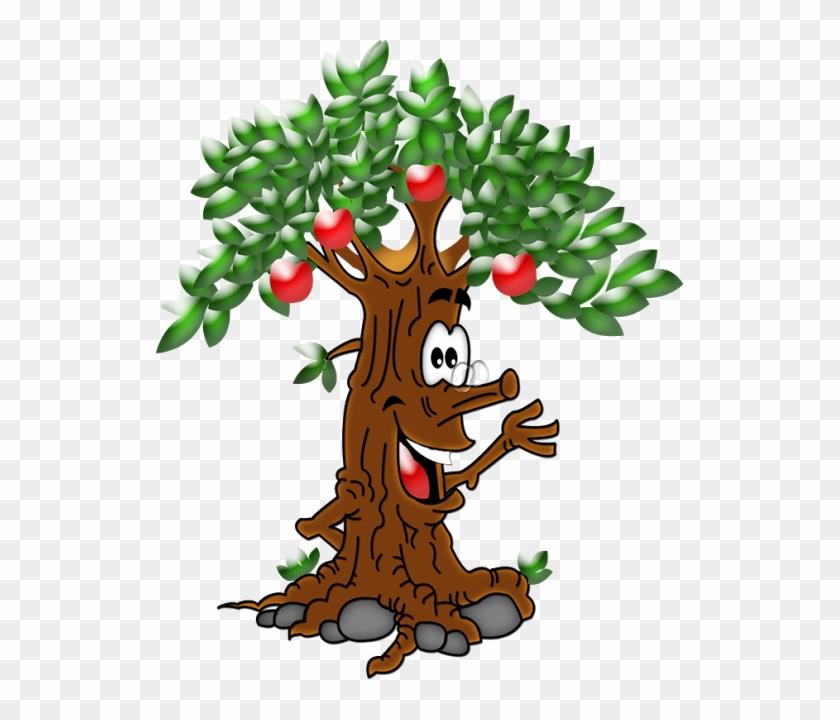 Gifs Y Fondos Pazenlatormenta - Apple Tree #417975
