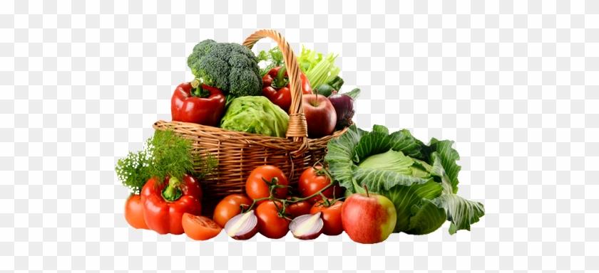 Vegetables Png Pics - Healthy Food Png #418378