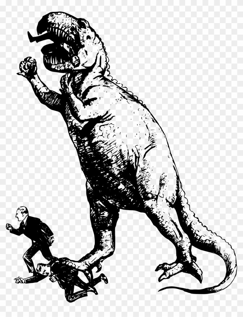 Park 1918 - Jurassic Park Line Art #418440