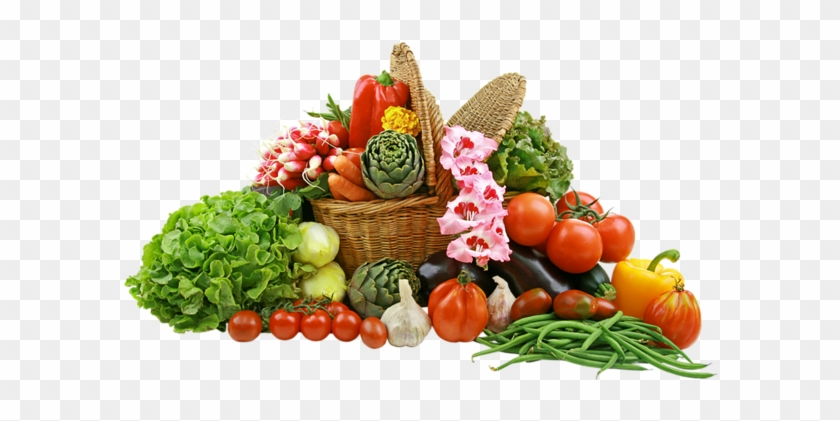 Vegetables Png Pictures Fruits And Basket 418442