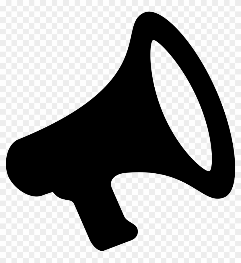 Bullhorn B Comments - Promotion Icon Png #418446