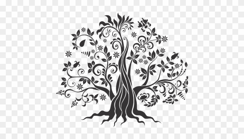 Tree Of Life Decals Stickers High Style Wall Decals, - Spanning Tree Protocol Logo #418611