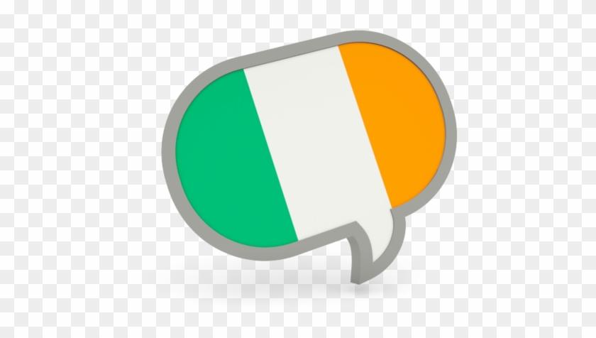 Ireland Speech Bubble #419208